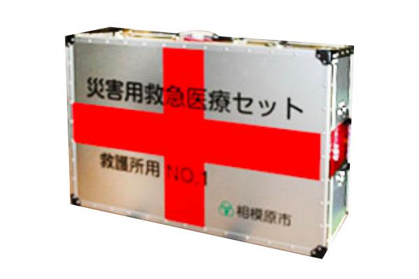 医療器具・医薬品の搬送用として